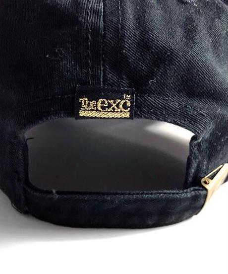 【FUCK】キャップ/ブラック #EXC-HD13