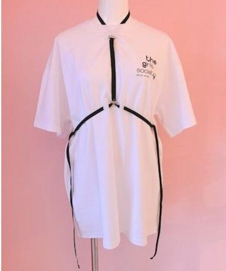 harness T-shirt WHITE