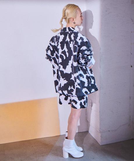 cow denim jacket