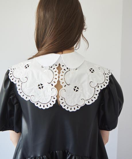 2way lace collar
