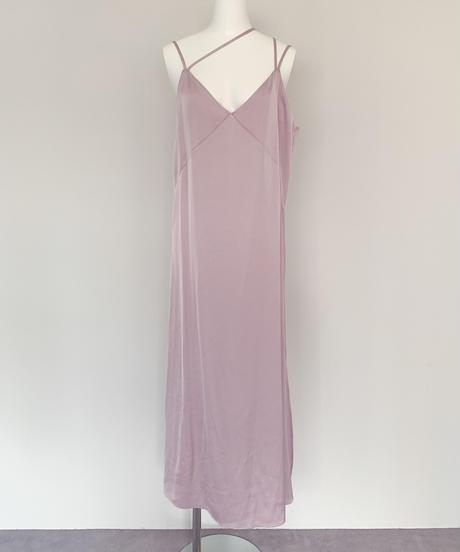 long cami dress PURPLE