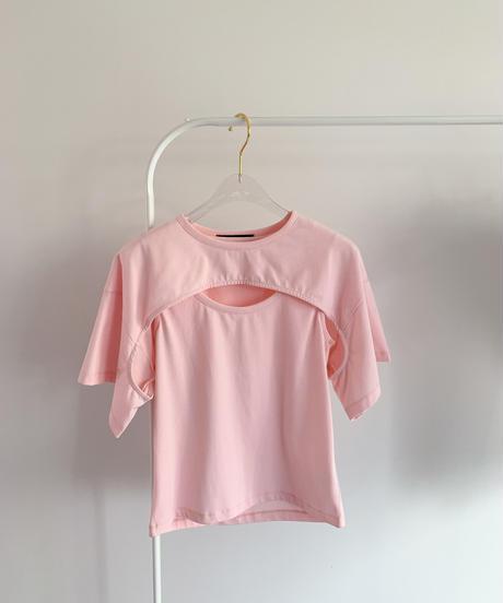 ensemble T-shirt  PINK