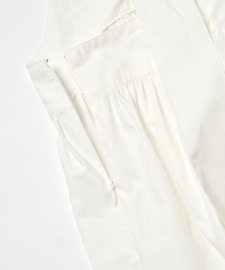 MY035 ビッグリボンワンピース(ホワイト)