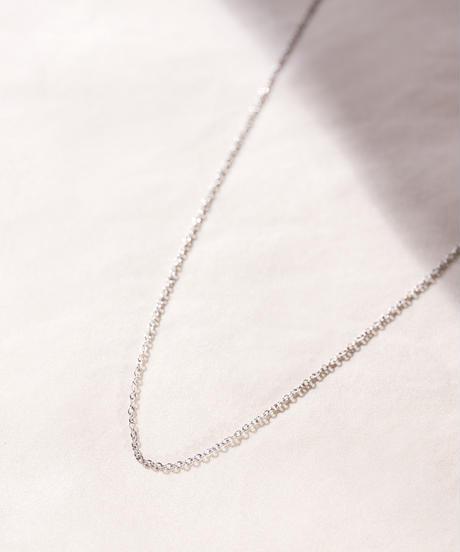 MY017 ケーブルチェーン[45cm] Silver 925