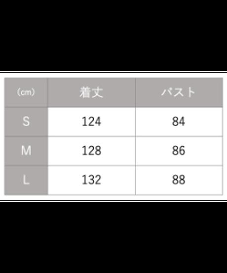 MY036 ティアード マキシワンピース(テラコッタ)