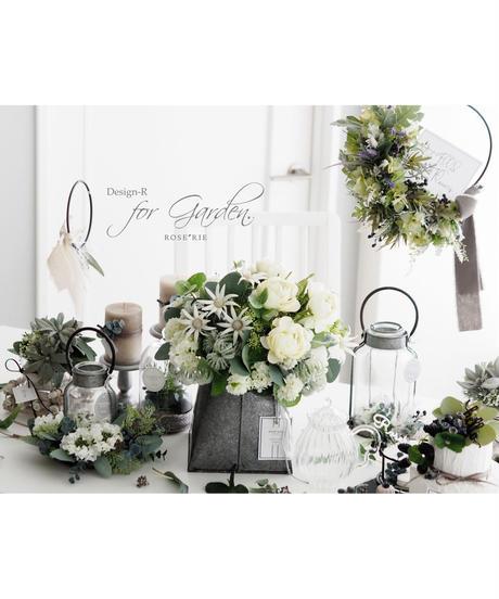Design-R course 【for Garden】