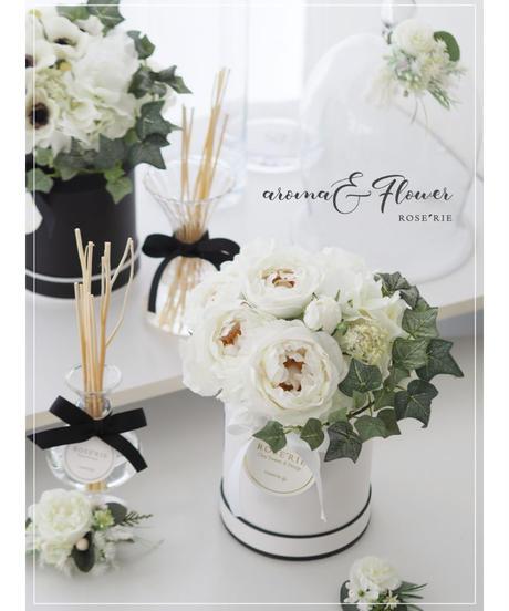 aroma Diffuser セット:White【レッスンキット・動画】★☆☆
