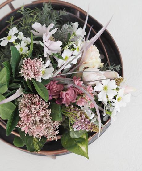 The select:GardenⅠ(花束)バスケット付き