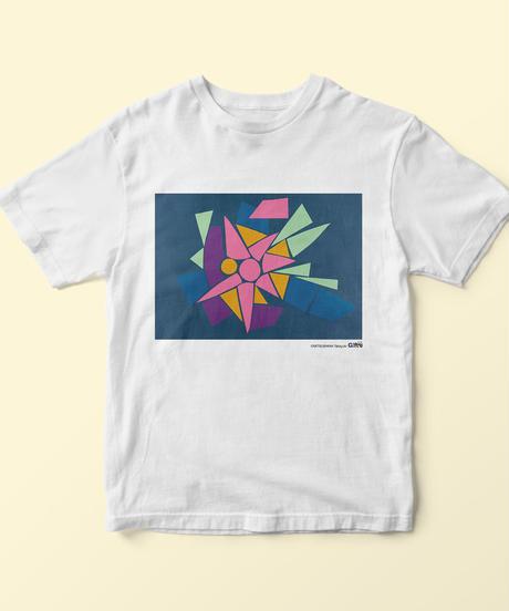 Tシャツ(ひろがる   中)