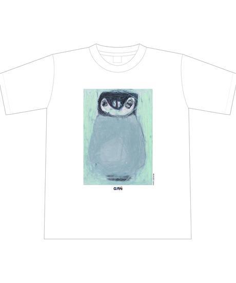 Tシャツ(ペンギン中)