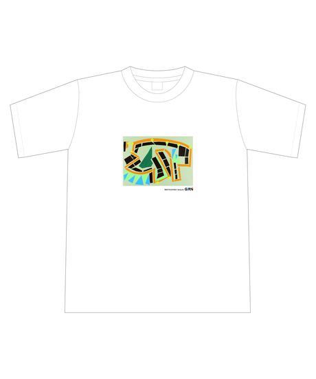 Tシャツ(散歩道 小)