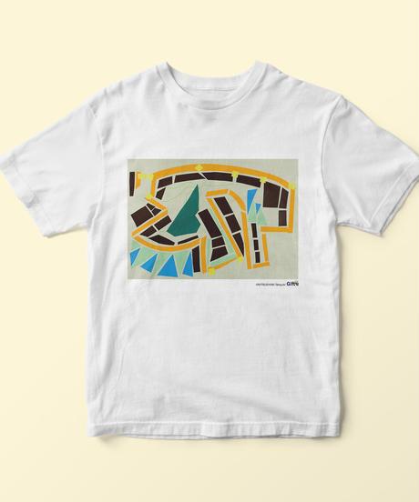Tシャツ(散歩道 中)