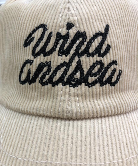 WIND AND SEA  CORDUROY CAP