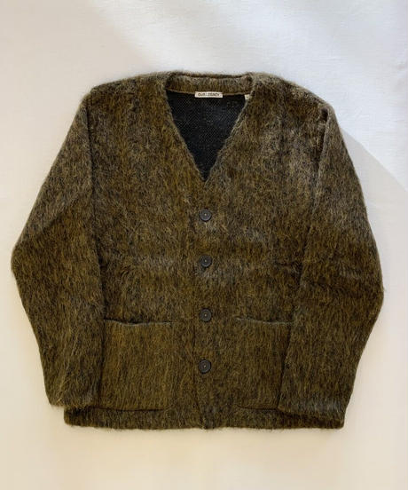 OUR LEGACY  CARDIGAN, olive