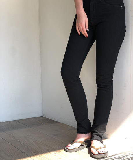jonnlynx basic  denim (black)
