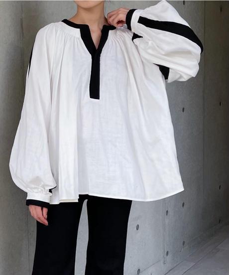 jonnlynx gauze tuck shirts