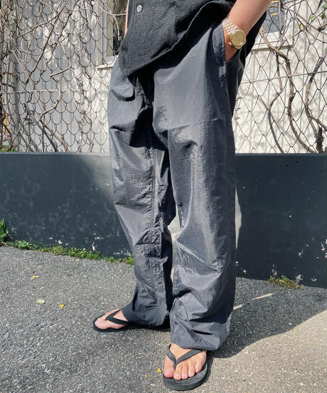 OUR LEGACY Reduced Trousers relic nylon