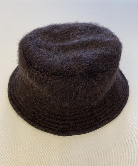OUR LEGACY  BUCKET HAT,  alpaca