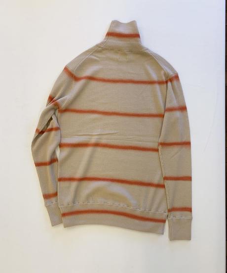 jonnlynx tie dye high neck pullover