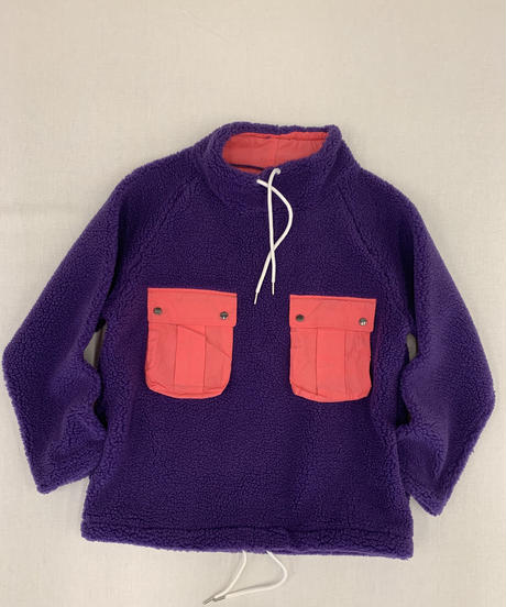 ChahChah  BOA MOCKNECK PULLOVER