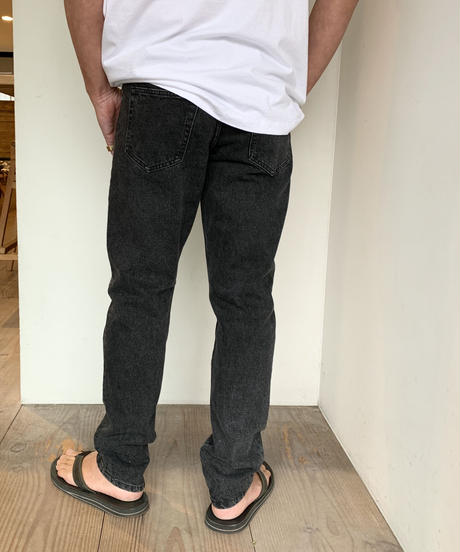jonnlynx men's 12oz black denim