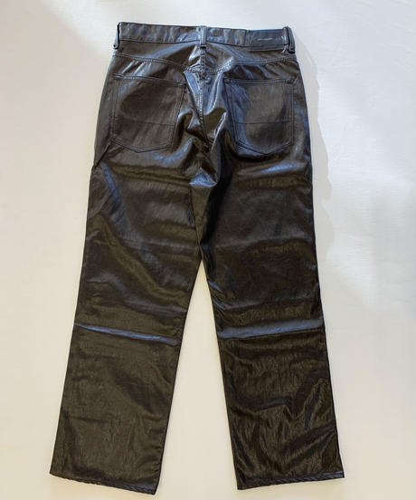 OUR LEGACY EXTEND THIRD CUT, fake leather