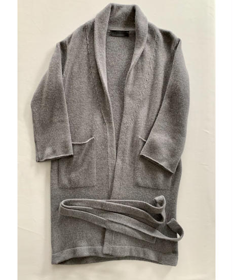 The Elder Statesman ROBE WITH BELT AND POCKETS