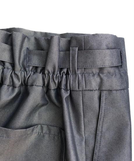 Hole Tuck wide pants