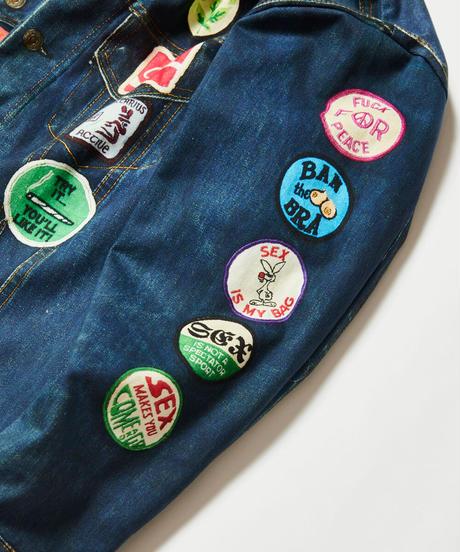 Trompe L'oeil Printed Jacket(Type-4)
