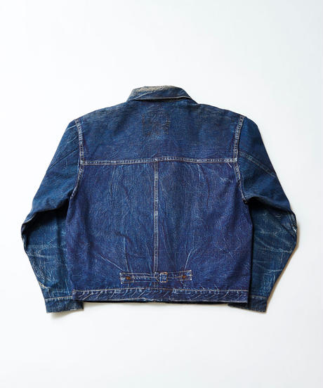 Trompe L'oeil Printed Jacket(1944 WWII Type-1 T-Back)