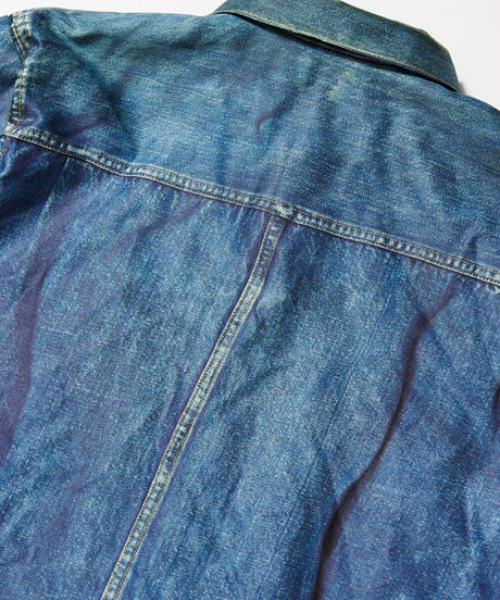 Trompe L'oeil Printed Jacket(1950 Type-2 T-Back)
