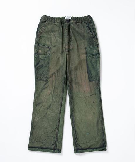 Trompe L'oeil Printed Trousers / Cargo Pants (Generic)