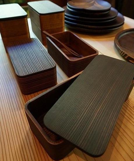 漆の弁当箱(1段・うづくりタイプ)