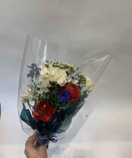 送料無料『unanniversary flower bouquet』なんでもない日のギフトフラワー