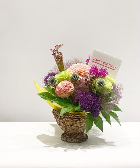 お祝い花アレンジメント/ ブーケ 5000円
