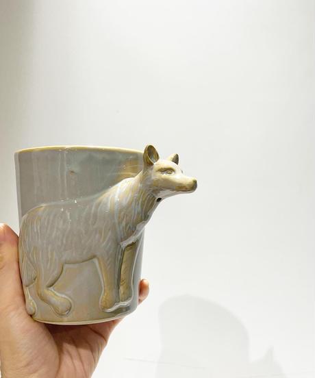 【鉢】Animal pot (鉢カバー)