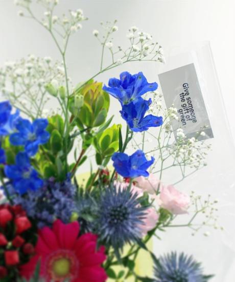 お祝い花アレンジメント/ ブーケ 4000円