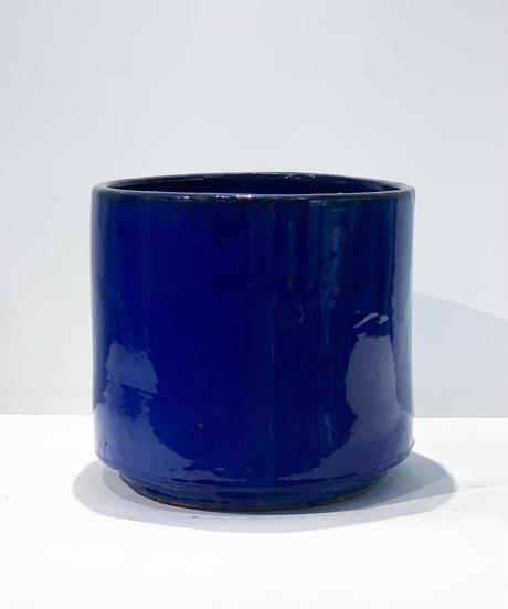 【鉢】ブルーの釉薬鉢