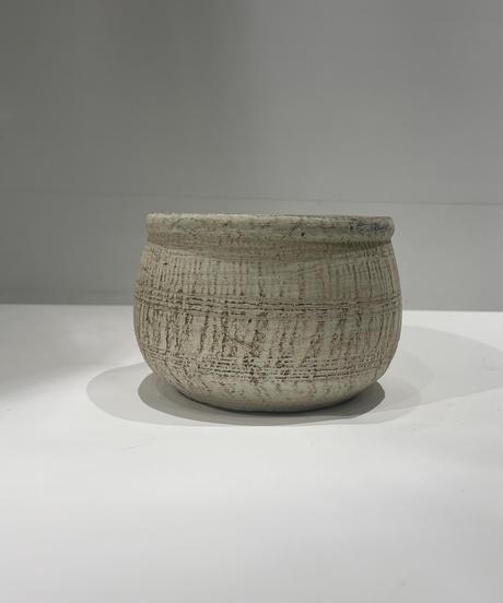 ancient pattern  low pot L