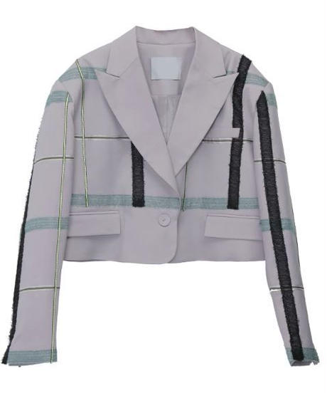 エメラルドラインソリッドジャケット(S-163)