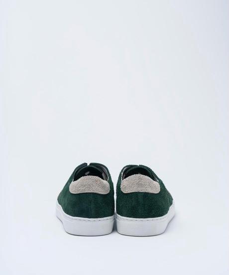 3 -three- / green / メンズ/TOU-001M/GRN/BE