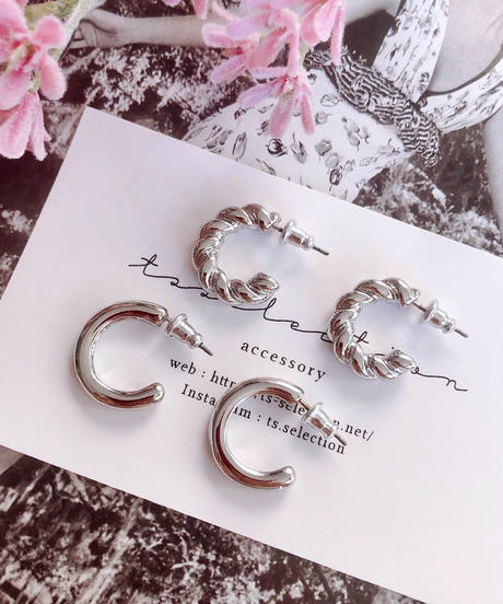 hoops  set  Pierce