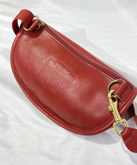 VINTAGE COACH BODY BAG