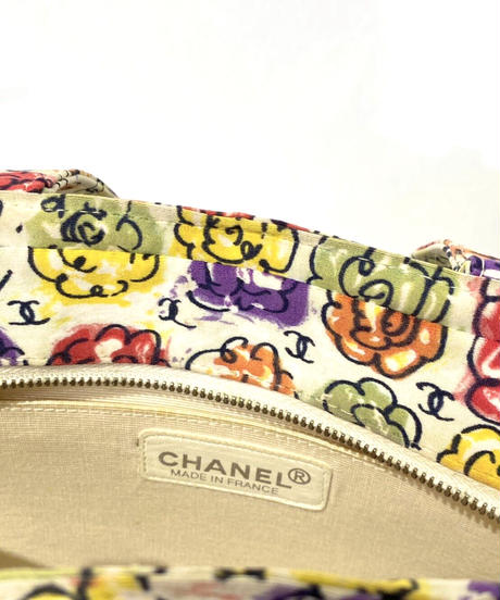 VINTAGE CHANEL Flower BAG