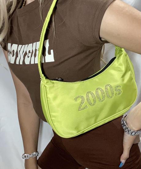 2000sナイロンミニバッグ