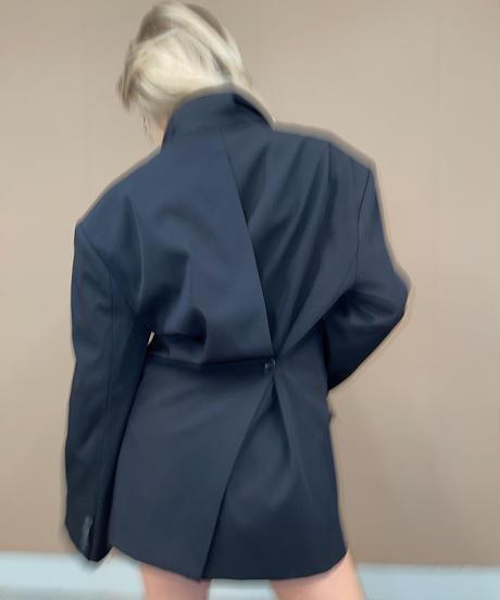 オーバー&シェイプ3wayジャケット