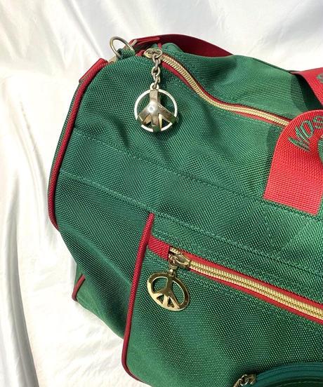 VINTAGE MOSCHINO travel BAG