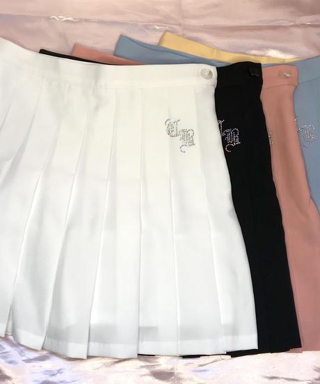 TENNIS GIRL プリーツスカート