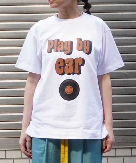play by ear BIG T-shirt【2211856】