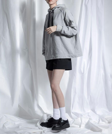 cotton sweat parka【2211802】